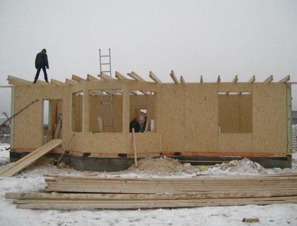Как подготовить строительную площадку к зиме