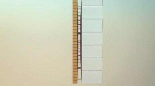 Отделка стен из газобетона