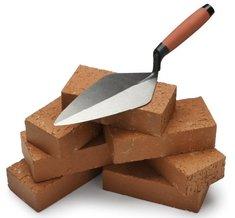 Инструменты для кладки кирпичей