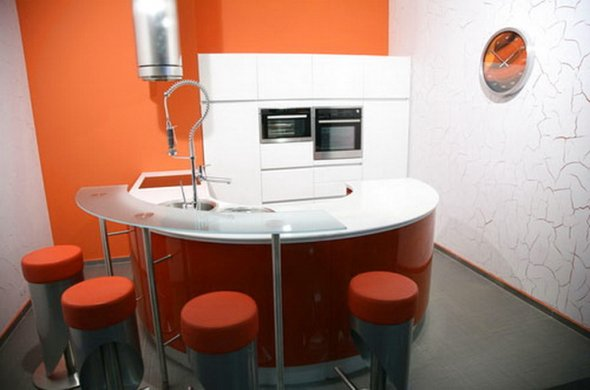 Фото интерьеров кухни