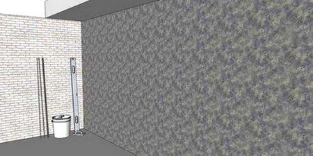 Штукатурка стены по маякам. Как сделать.