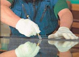 Как резать стекло