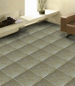 Напольное покрытие - керамическая плитка