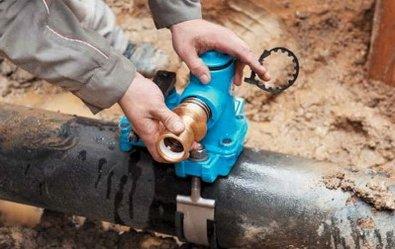 Защита металлических труб находящихся в земле