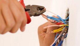 Монтаж электрических проводников