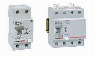 УЗО - защита от утечек тока