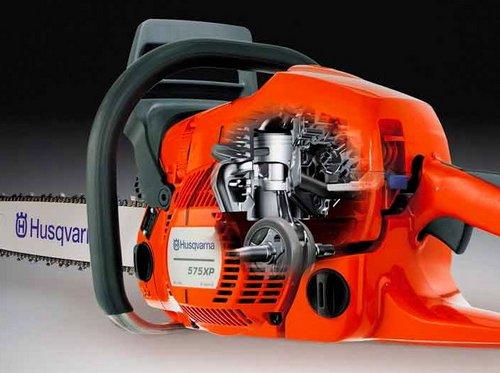 Двигатель в бензопиле