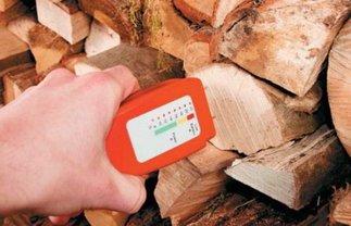 Измерение влажности гигрометром