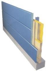 Конструкция фасадных панелей