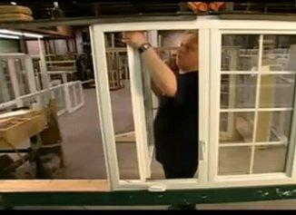 Изготовление пластикового окна