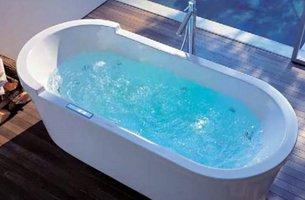 Особенности выбора акриловых ванн