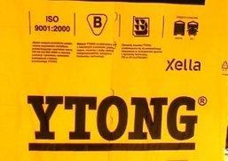Строительство дома по системе Ytong