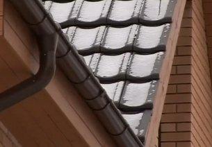 Как поставить крышу дома