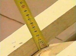 Как установить обрешетку под  металлочерепицу