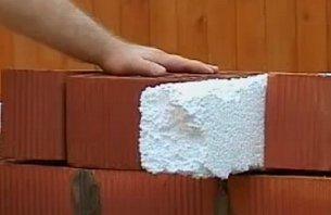 Как построить кирпичную стену