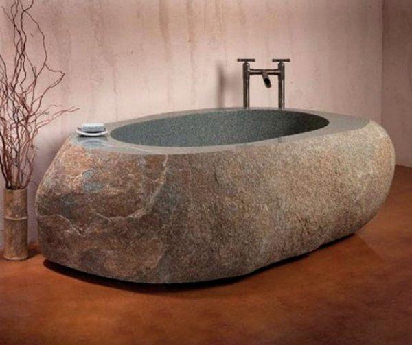 Необычная ванная. Дизайн