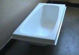 Реставрация ванны акриловой вставкой