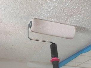 Побелка потолка – как сделать