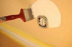Инструкция «Как покрасить стены»