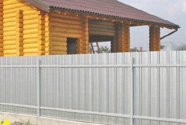 Добротный забор