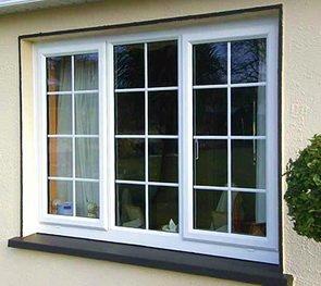 Окна с повышенной звукоизоляцией
