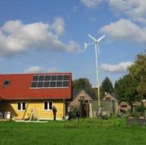 Электроснабжение от ветра