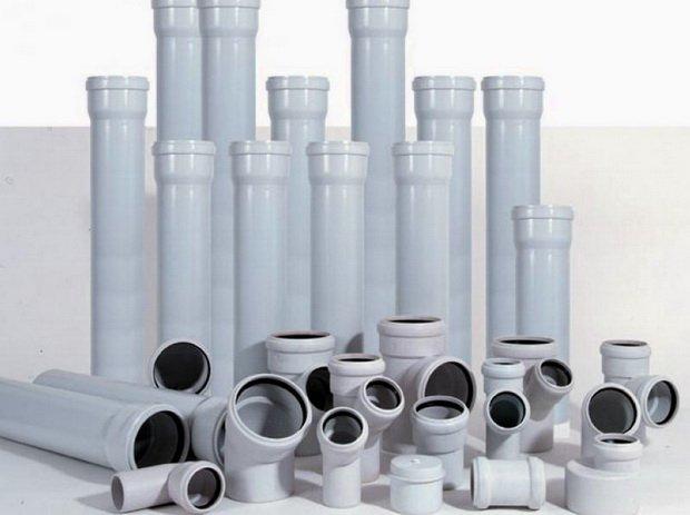 Современные канализационные трубы
