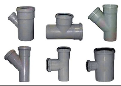Фитинги для трубопровода