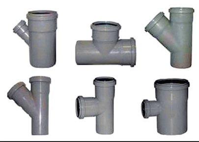 Монтаж канализационного трубопровода в доме