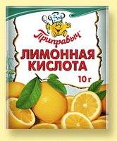 Лимонной кислотой прочищают канализацию
