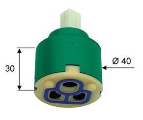 Керамический картридж для смесителя