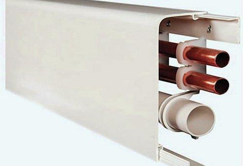 Декоративные облицовки для трубопроводов
