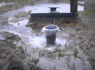 Поломка канализации