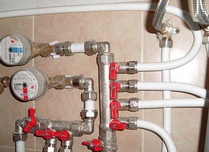 водопровод и металлопластиковые трубы