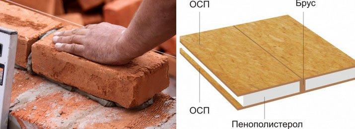 Тяжелые теплоемкие материалы для дома