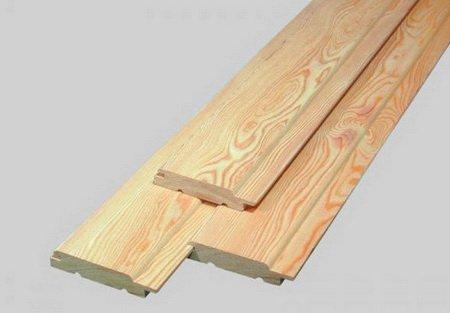 Вагонка - отличный материал для оформления стен и потолка