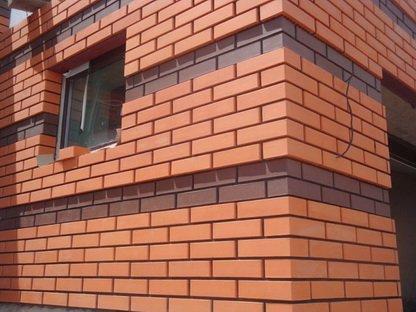 Теплые красивые трехслойные стены