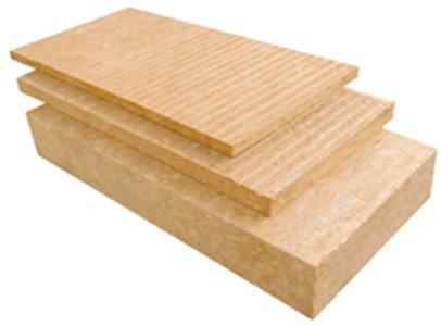 Утеплитель для стен - минераловатные плиты