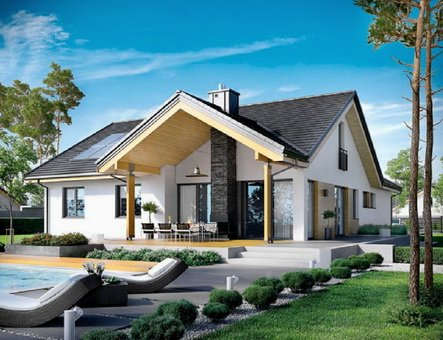 Проектированием домов занимаются специализированные организации