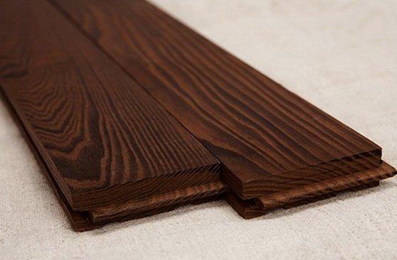 Доска паркетная из натуральной древесины венге