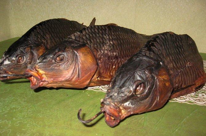 Копченая рыба порадует своим вкусом