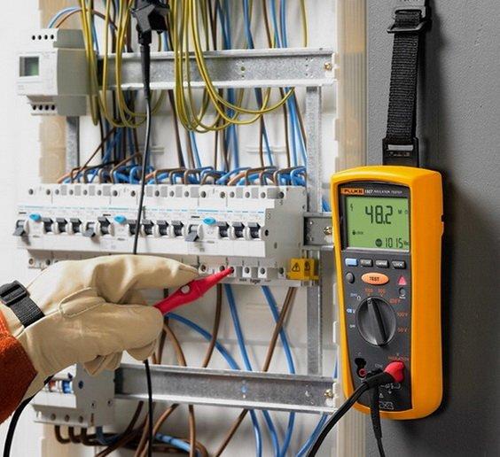 Монтажные и проверочные работы на электросети