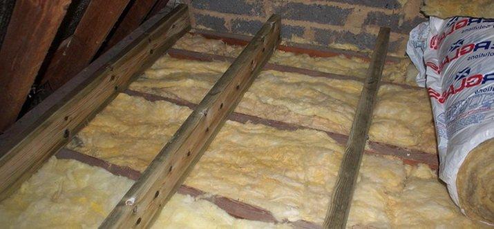 Как сделать деревянное чердачное перекрытие