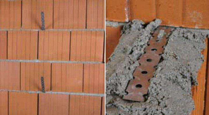 Как построить стену из крупноформатных керамических блоков