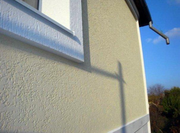 Какую штукатурку применить для стен дома