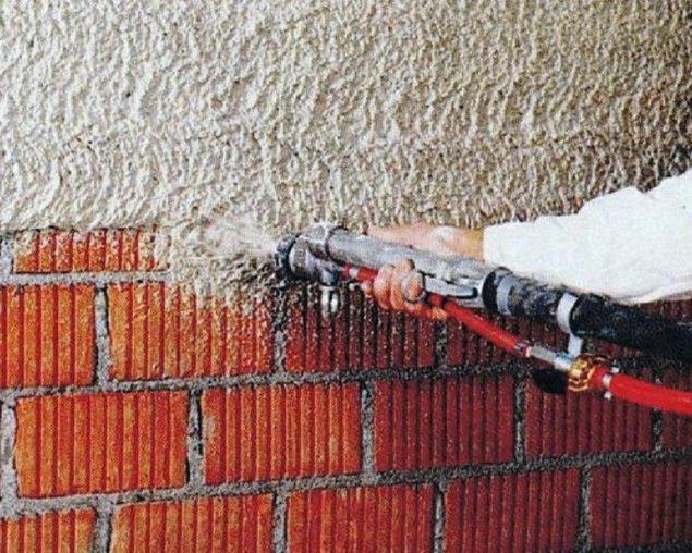 Теплые штукатурки для накрытия керамических блоков