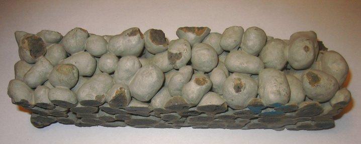 Керамзитобетн с крупными порами без песка