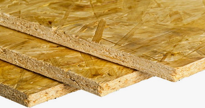 Ориентировано стружечные плиты ОСП - универсальный строительный материал