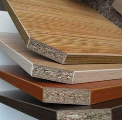 Ламинированные ДСП - для производства мебели