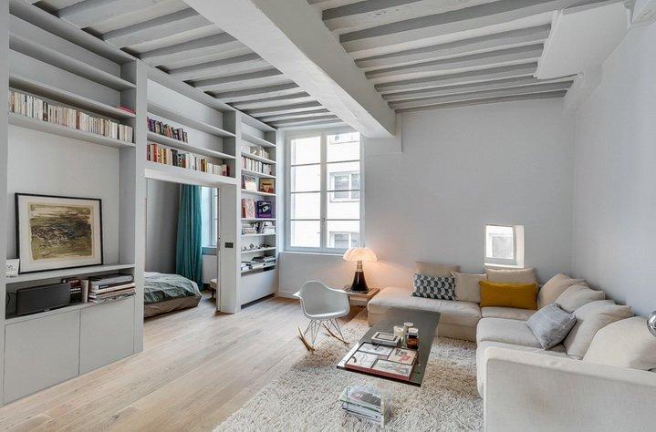 Перегородки между комнатами должны обладать определенными характеристиками